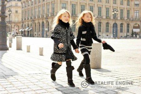 В чем ходить зимой ребенку?