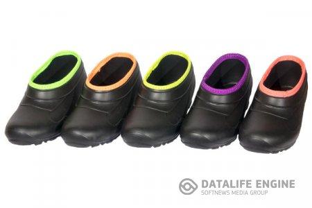Где заказать качественную обувь эва оптом?